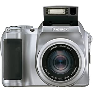 Fujifilm Finepix S3100 4MP Digital Camera with 6x Optical Zoom