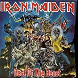 Best of the Beast by Iron Maiden [Music CD]