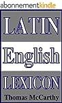 Latin English Lexicon (English Edition)