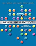 9780132780735: Basic Business Statistics Plus MyStatLab and Pearson eText (12th Edition)