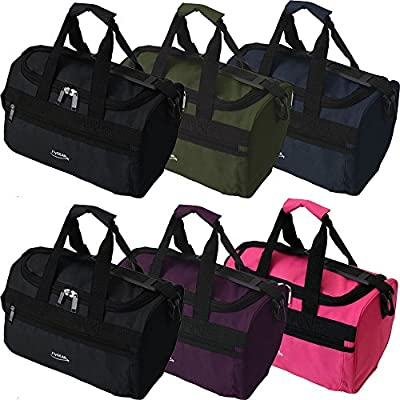 Super Lightweight Ryanair Second Cabin Travel Holdall Stowaway Bag 35x20x20cm from More4baz