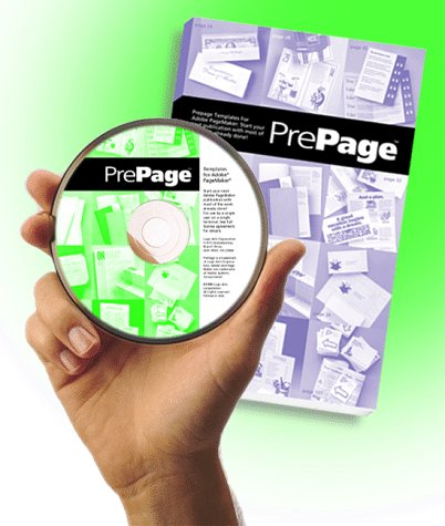 PrePage Templates for Adobe PageMaker