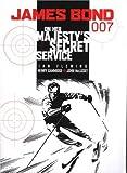 John McClusky James Bond: On Her Majesty's Secret Service