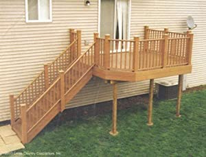 do it yourself deck plans woodworking project plans