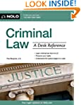 Criminal Law: A Desk Reference