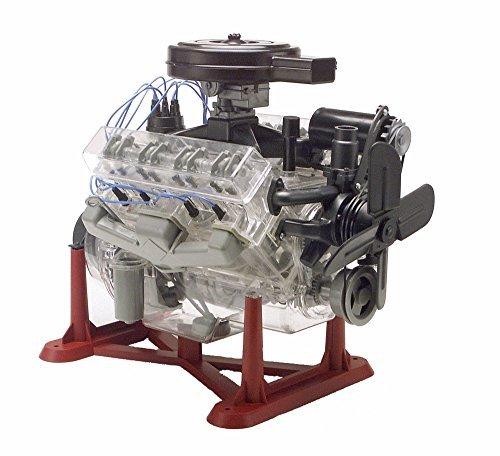 revell-monogram-14-scale-visible-v-8-engine-diecast-model-kit-by-revell