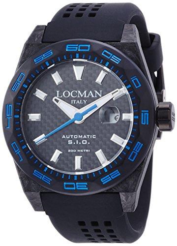 Locman Stealth Carbono 0216 V3cbcbnkbs2k 300 M