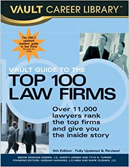 top 100 law firms The top 10 firms on this year's list are the same as last year, in almost exactly the same order jones day led the way, with 220 attorneys locally collectively, the top 10 increased the number of attorneys in their ranks -- a major accomplishment in the beleaguered world of big law firms.