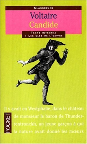 Candide, Ou, L'Optimisme Et Autres Contes = Ingenuous, Or, Optimism and Other Tales (French Edition)