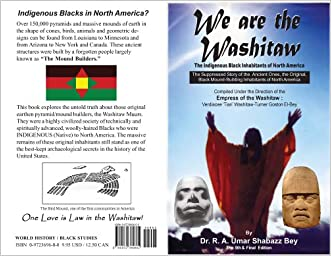 We Are the Washitaw (The Washitaw Doctrine) (The Washitaw Doctrine)