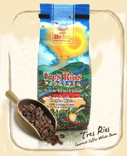 cafe britt costa rica coffee