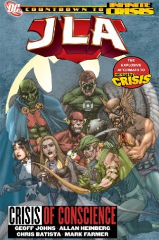 JLA Crisis of Conscience (Countdown to Infinite Crisis)