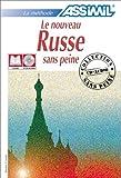 echange, troc Assimil - Collection Sans Peine - Le Nouveau Russe sans peine (1 livre + coffret de 4 CD)