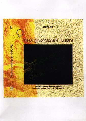 The Origin of Modern Humans (Scientific American Library), Roger Lewin