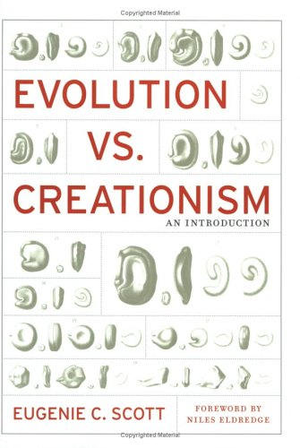 Evolution Vs. Creationism : An Introduction, Scott,Eugenie C.