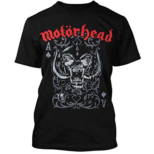 Motorhead -  T-shirt - Uomo nero S