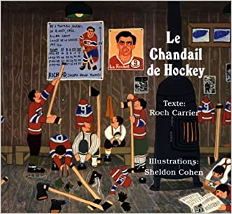 Le Chandail de Hockey (French Edition)
