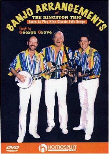 DVD-Banjo Arrangements of The Kingston TrioB0006FOAQ4 : image