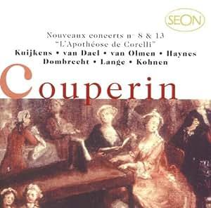 Seon - Couperin (Nouveaux concerts)