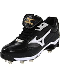 Mizuno Men's 9-Spike Mizuno Pro KL 6 Baseball Cleat