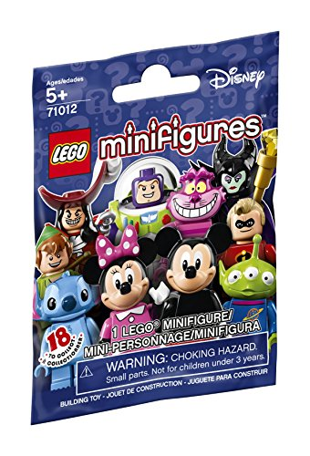 Disney-Series-71012-Minifigures-Building-Kit-Pack-of-3