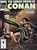 img - for Savage Sword of Conan #191 FN book / textbook / text book