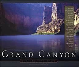"Cover of ""Grand Canyon: A Different View&..."