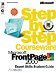 Frontpage 2000 Step by Step Student G...
