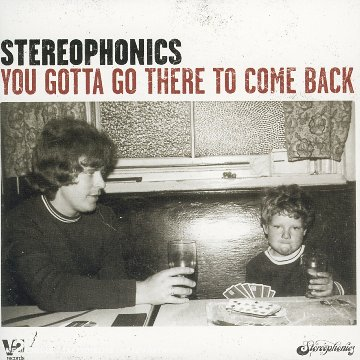 Stereophonics - You Gotta Go There to Come Back [CASSETTE] - Zortam Music