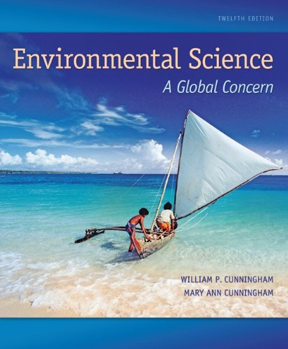 Package: Environmental Science with Connect Plus...