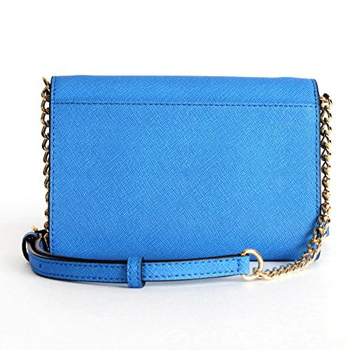 Michael Kors Jet Set Travel Large Phone Crossbody Heritage Blue