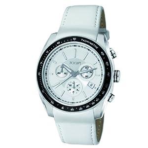 Joop! Herren-Armbanduhr XL Analog Quarz Leder JP100431003U