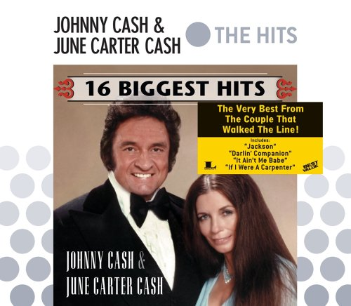 Johnny Cash & June Carter - 16 Biggest Hits - Zortam Music