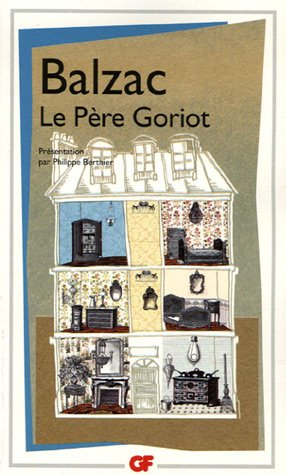 Le Pere Goriot (French Edition)