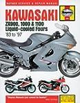 Kawasaki ZX900, 1000 and 1100 Liquid-...