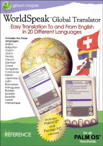 WorldSpeak Global TranslatorB00006JZEU