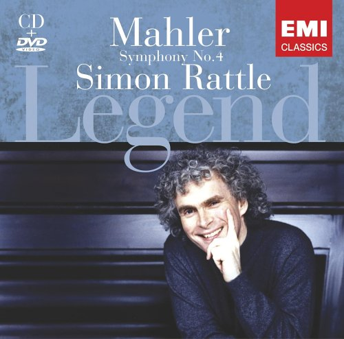 Mahler: Symphony No 4 (CD + DVD)