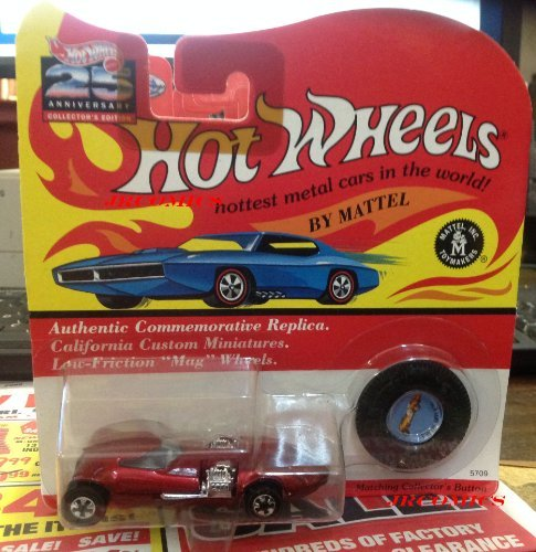 Hot Wheels California Custom Miniatures Twin Mill 25th Anniversary