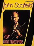 img - for John Scofield - Guitar Transcriptions book / textbook / text book