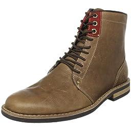 Original Penguin Men\'s Jerry Jeff Engineer Boot, Drago, 12 M US