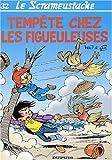 """Afficher """"Le Scrameustache n° 32 Tempête chez les Figueuleuses"""""""