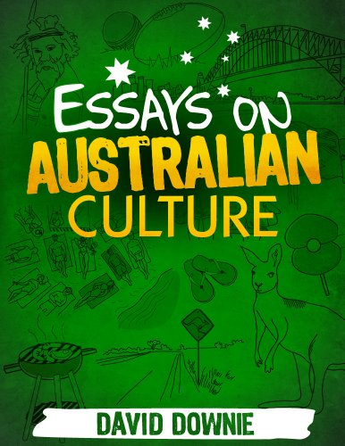 essay australian culture Free australia papers, essays, and research papers my account search results free essays good essays better good essays: culture in australia - culture government/ history there are different views in concern to the subject of australia's culture and the relations to the government.