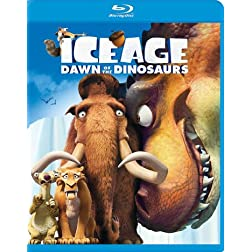 Ice Age 3: Dawn of the Dinosaurs [Blu-ray]