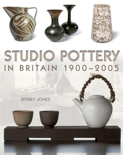 Studio Pottery in Britain 1900-2005 by A&C Black