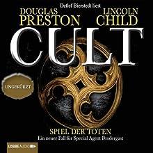 Cult: Spiel der Toten (Pendergast 9) Hörbuch von Douglas Preston, Lincoln Child Gesprochen von: Detlef Bierstedt