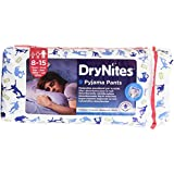 DryNites Pyjama Pants for Boys - Age 8-15 (27-57 kg), 9 x 3 Packs (27 Pants)