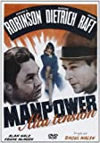 Manpower (1941) (Region 2)