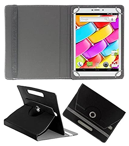 ACM-ROTATING-360°-LEATHER-FLIP-CASE-FOR-AMBRANE-AQ880-TABLET-STAND-COVER-HOLDER-BLACK