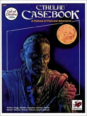 Cthulhu Casebook (Call of Cthulhu)