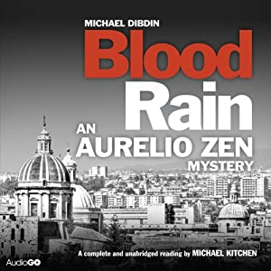 Blood Rain | [Michael Dibdin]